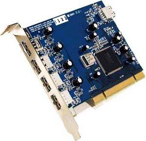 Belkin USB Card, 5x USB 2.0, PCI (F5U220Q)