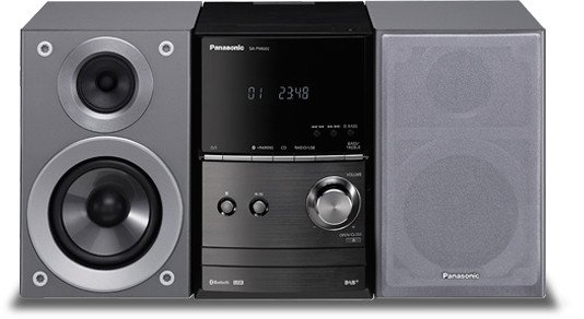 Panasonic SC-PM602 srebrny/czarny -- via Amazon Partnerprogramm