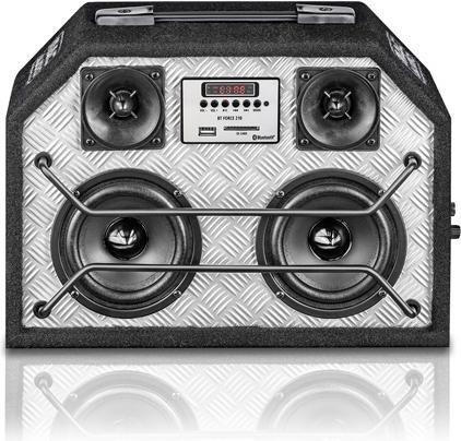 Mac Audio BT Force 210 schwarz, Stück (1600510)
