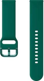 Samsung Sport Band 20mm für die Galaxy Watch Active 2 vivid green (ET-SFR82MGEGWW)