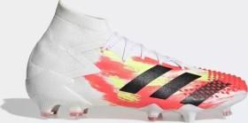 adidas Predator Mutator 20.1 FG cloud white/core black/pop (Herren) (EG1599)