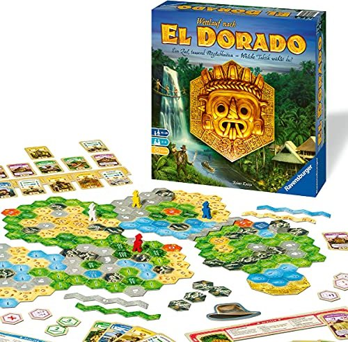Wettlauf nach El Dorado -- via Amazon Partnerprogramm