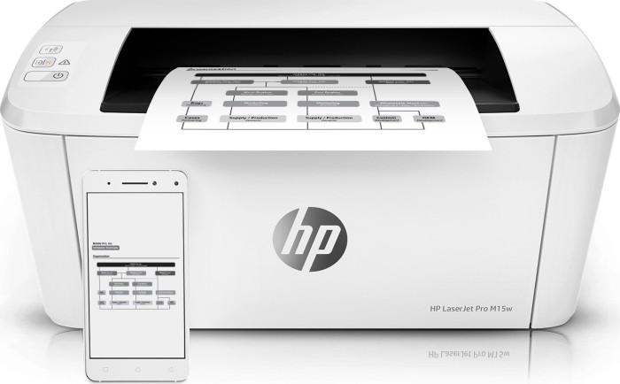 HP LaserJet Pro M15w, B&W-laser (W2G51A)