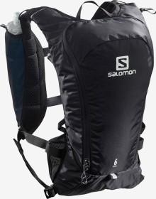 Salomon Agile 6 Set Trinkrucksack black (C13055)