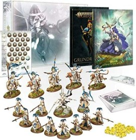 Games Workshop Warhammer Age of Sigmar - Lumineth Realm-Lords (04010210001)