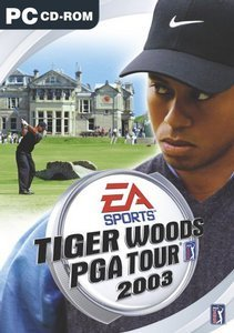 EA Sports Tiger Woods PGA Tour 2003 (German) (PC)