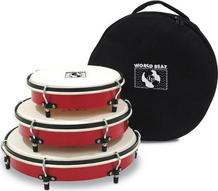 LP Latin Percussion World Beat Pleneras Drum Set (WB505) -- via Amazon Partnerprogramm