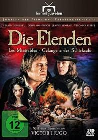 Les Misérables - Gefangene des Schicksals (DVD)
