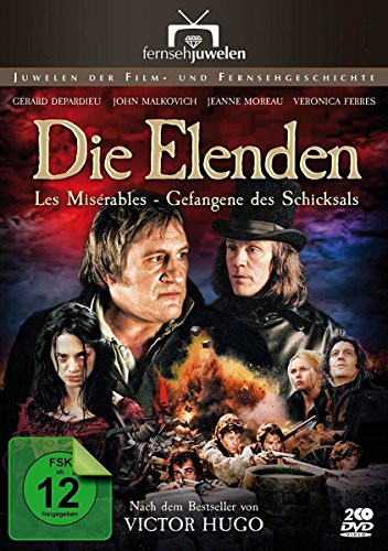 Les Misérables - Gefangene des Schicksals -- via Amazon Partnerprogramm
