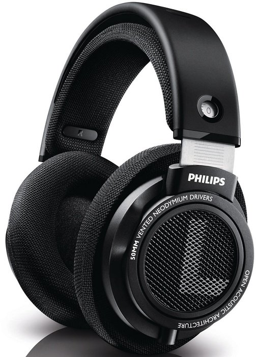 Philips SHP9500 black