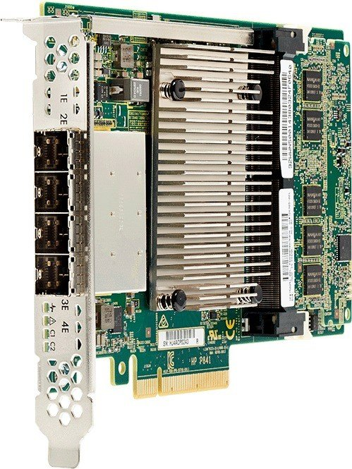 HP Smart Array P841/4GB FBWC, PCIe 3 0 x8 (726903-B21) from £ 719 08