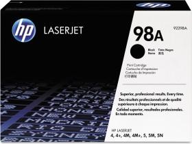 HP Toner 98A black (92298A)