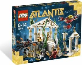 LEGO Atlantis - Tempel von Atlantis (7985)