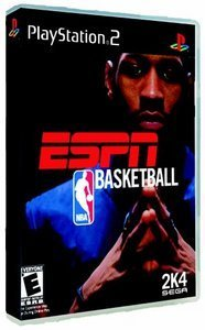 ESPN NBA Basketball (niemiecki) (PS2)