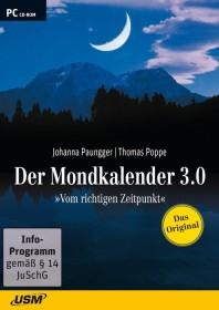 USM Der Mondkalender 3.0 (deutsch) (PC)