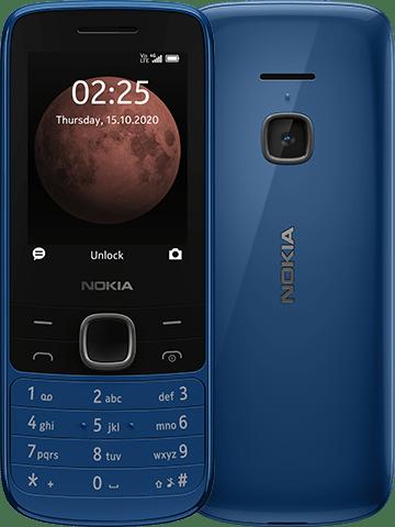 Nokia 225 4G Dual-SIM classic blue