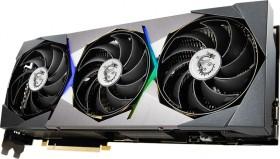 Bild MSI GeForce RTX 3080 Suprim X 10G, 10GB GDDR6X, HDMI, 3x DP