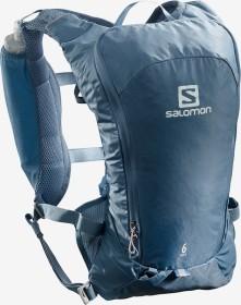 Salomon Agile 6 Set Trinkrucksack copen blue (C13058)