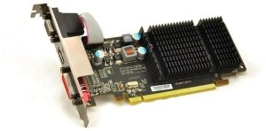 XFX Radeon HD 5450 passive, 1GB DDR3, VGA, DVI, HDMI (HD-545X-ZCH2)