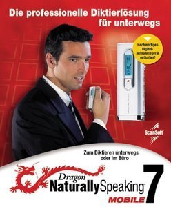 Nuance Dragon NaturallySpeaking 7.0 Mobile (PC) (A109P-WC3-7.0)