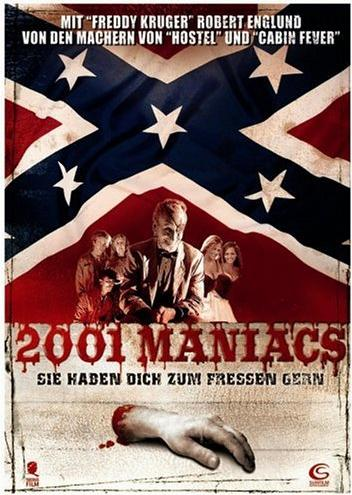 2001 Maniacs -- via Amazon Partnerprogramm