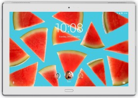 Lenovo Tab4 10 Plus TB-X704L LTE, 64GB, 4GB RAM, weiß (ZA2R0038DE/ZA2R0092SE)