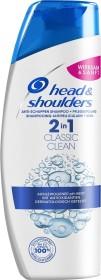 Head & Shoulders 2in1 Classic Clean Anti-Schuppen Shampoo, 250ml
