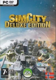 Sim City Societies - Deluxe Edition (PC)