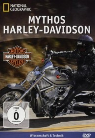 National Geographic: Mythos Harley-Davidson (DVD)