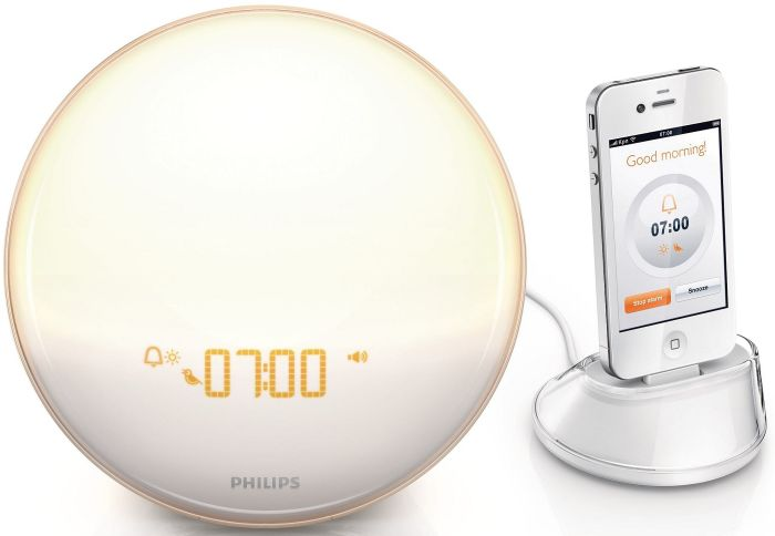 Philips HF3550 Wake-up Light/alarm Clock
