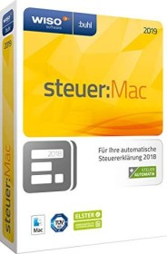 Buhl Data WISO Steuer:Mac 2019 (deutsch) (MAC)