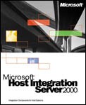 Microsoft: Host Integration Server 2000 (englisch) (PC) (660-00003) -- File written by Adobe Photoshop¨ 5.2