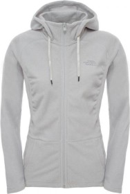 The North Face Mezzaluna Jacket light grey heather (ladies)