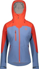 Scott Explorair Ascent ski jacket grenadine orange/riverside blue (ladies) (272522-6336)