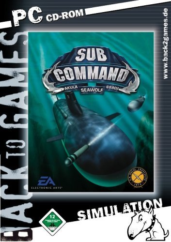 Sub Command (deutsch) (PC) -- via Amazon Partnerprogramm