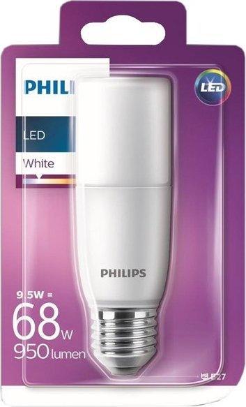 Philips CorePro LEDstick 9.5 68W T38 E27 830 matt LED