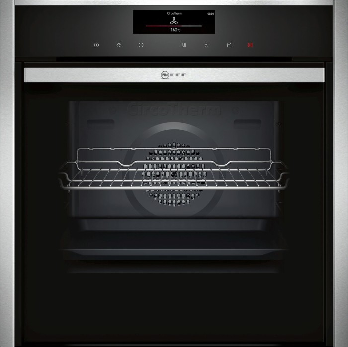 Neff N90 BVT5868HMC oven with steam support (B58VT68H0)