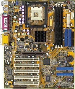 DFI NB72-SR, i845, RAID (SDR)