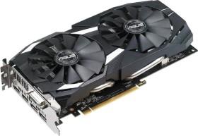 ASUS Dual Radeon RX 580 OC, DUAL-RX580-O4G, 4GB GDDR5, DVI, 2x HDMI, 2x DP (90YV0AQ0-M0NA00)