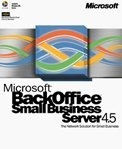 Microsoft Backoffice Small Business Server 4.5 - 5 clients (PC) (723-00365) -- File written by Adobe Photoshop¨ 4.0