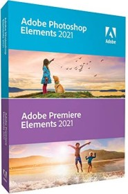 Adobe Photoshop Elements 2020 and Premiere Elements 2020 (English) (PC/MAC) (65298913)