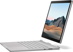 "Microsoft Surface Book 3 Platin 13.5"", Core i5-1035G7, 8GB RAM, 256GB SSD, Business, UK (SKR-00004)"