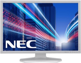 """NEC MultiSync PA242W weiß, 24.1"""" (60003491)"""