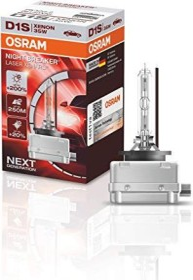 Osram Night breaker laser D1S 35W, 1-pack folding box (66140XNL)
