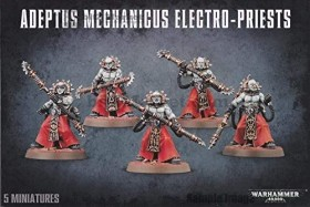 Games Workshop Warhammer 40.000 - Adeptus Mechanicus - Electro-Priests (99120116009)