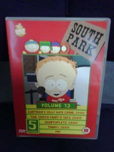 South Park Vol. 12 -- provided by bepixelung.org - see http://bepixelung.org/5815 for copyright and usage information