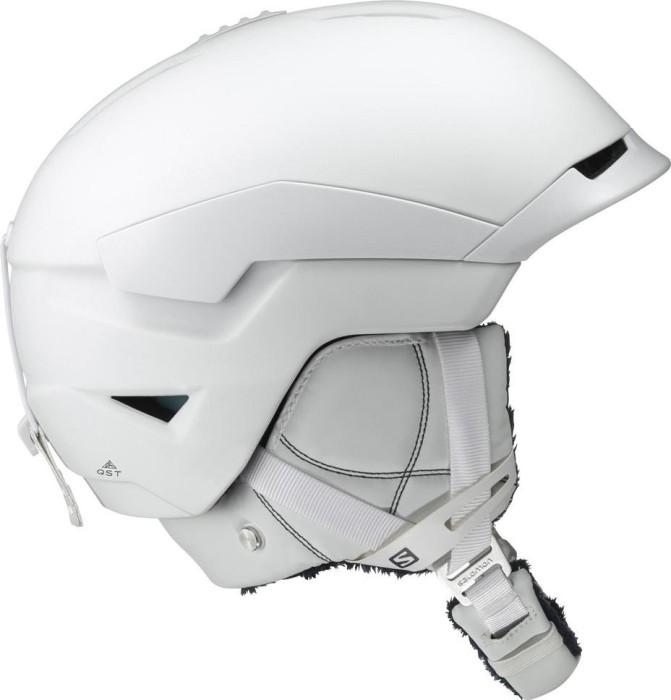 Skihelme Skifahren L39036800 Custom Air Salomon Damen Quest