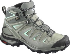Salomon X Ultra 3 Mid GTX shadow/castor gray/beach glass (Damen) (401346)