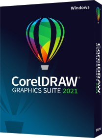 Corel CorelDraw Graphics Suite 2021, EDU, ESD (deutsch) (PC) (ESDCDGS2021EUEDU)