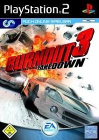 Burnout 3 - Takedown (PS2)